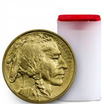 Roll of 20 - 2018 1 oz Gold Buffalo $50 Coins GEM Uncirculated