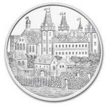2019 Austria 825th Anniversary of the Austrian Mint - Wiener Neustadt 1 oz Silver €1.50 Coin GEM BU