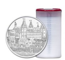 Roll of 20 - 2019 Austria 825th Anniversary of the Austrian Mint - Wiener Neustadt 1 oz Silver €1.50 Coins GEM BU
