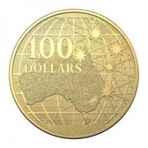 2020 Australia Beneath the Southern Skies 1 oz Gold $100 Coin GEM BU