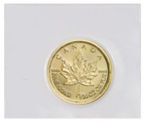 2020 Canada 1/20 oz Gold Maple Leaf $1 Coin GEM BU Mint Sealed