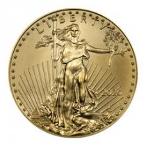 2020 1/2 oz Gold American Eagle $25 GEM BU