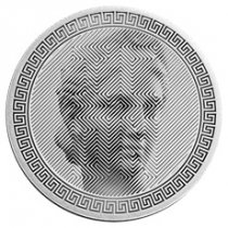 2020 Tokelau Icon 1 oz Silver Prooflike $5 Coin GEM Prooflike