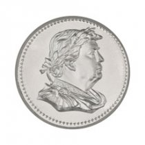 Intaglio Mint 2 oz Silver Elephant Design Type III Ultra High Relief Ancient Tribute Series Trump Round GEM BU