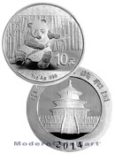 2014 China Panda 1oz. Silver - Various Products ***PRE-ORDER REQUEST***