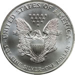 Silver Eagle Obverse Design