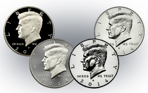 JFK 50th Anniversary Silver Coin