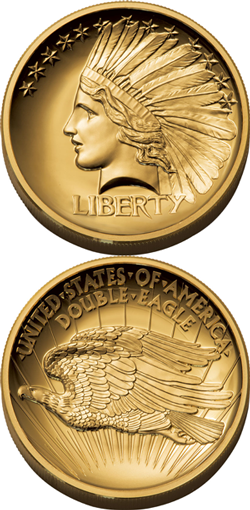 Obverse and reverse!