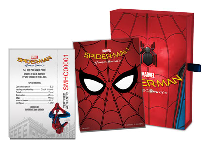 Spider-Man Original Government Packaging