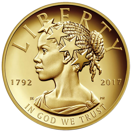 2017 American Liberty $100 Coin
