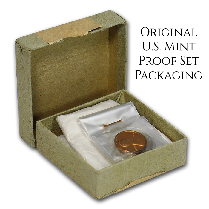 Original Mint Packaging for Set