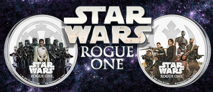 Star Wars: Rogue One Coins