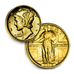Expect a High Demand for Gold Centennials