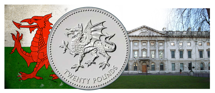 The Royal Mint's Welsh Dragon Celebration