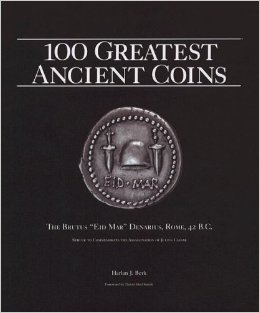 Book of the 100 Greatest Ancient Coins