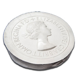 Queen Elizabeth II on Coins - ModernCoinMart