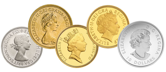 Queen Elizabeth II and Numismatics Featured Image