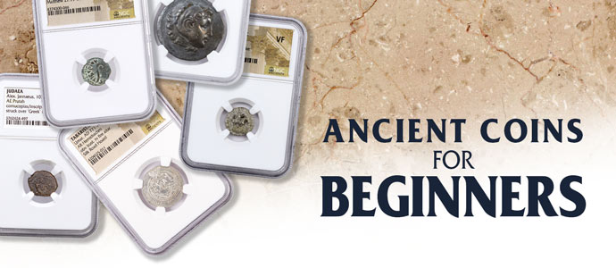 Ancient Coins For Beginners Featured Image
