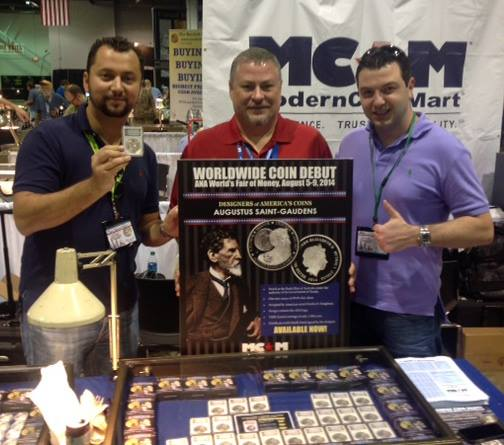 What are the benefits of attending a coin show?
