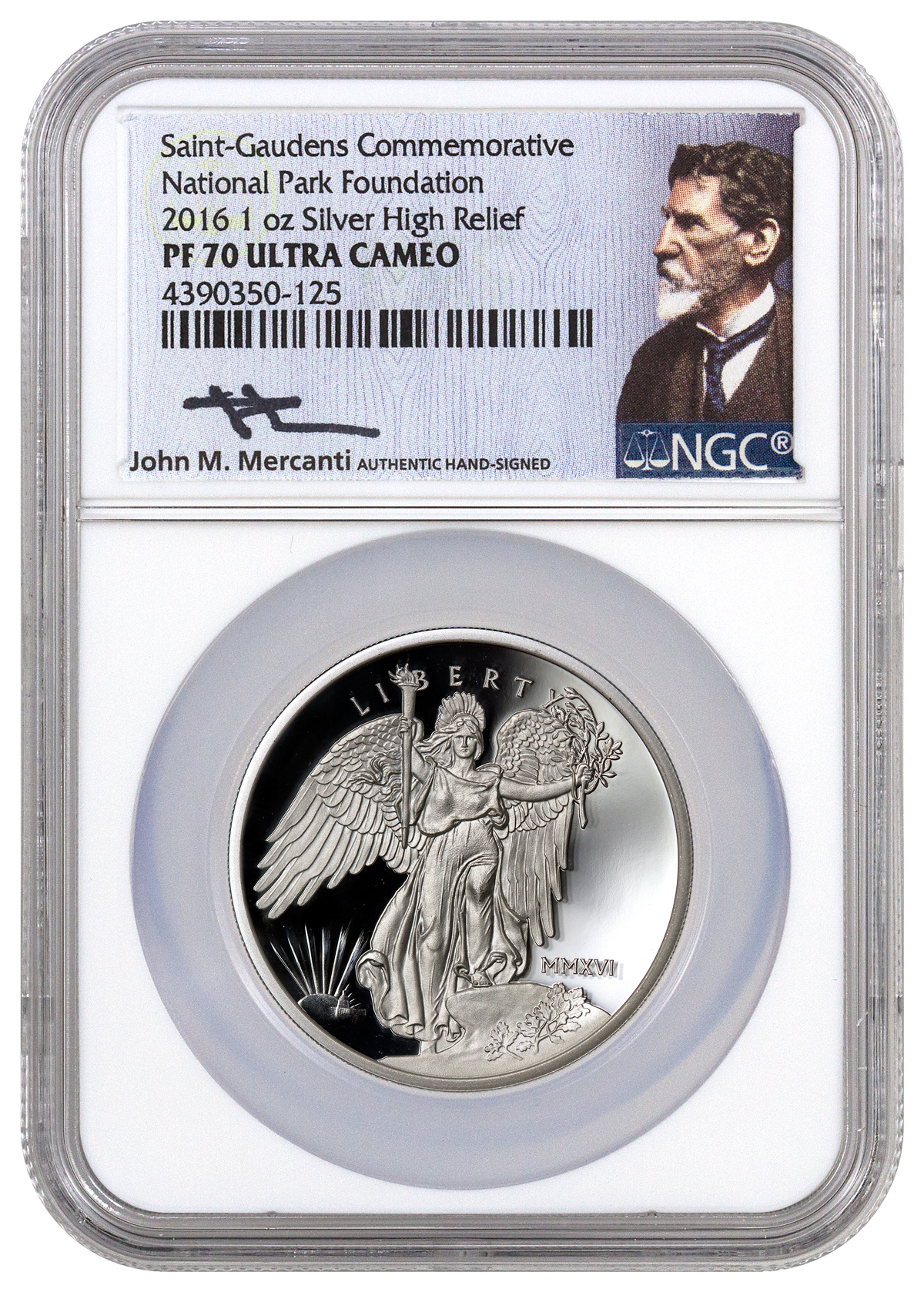 Winged Liberty Commemoratives
