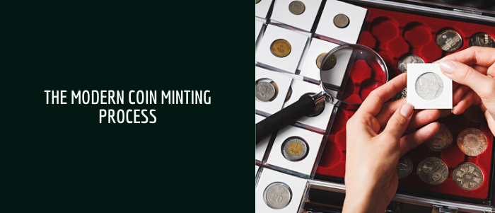 The Modern Coin Minting Process Featured Image
