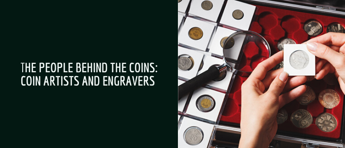 Coin Artists and Engravers Featured Image