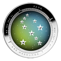 Pavo Southern Sky Coin.