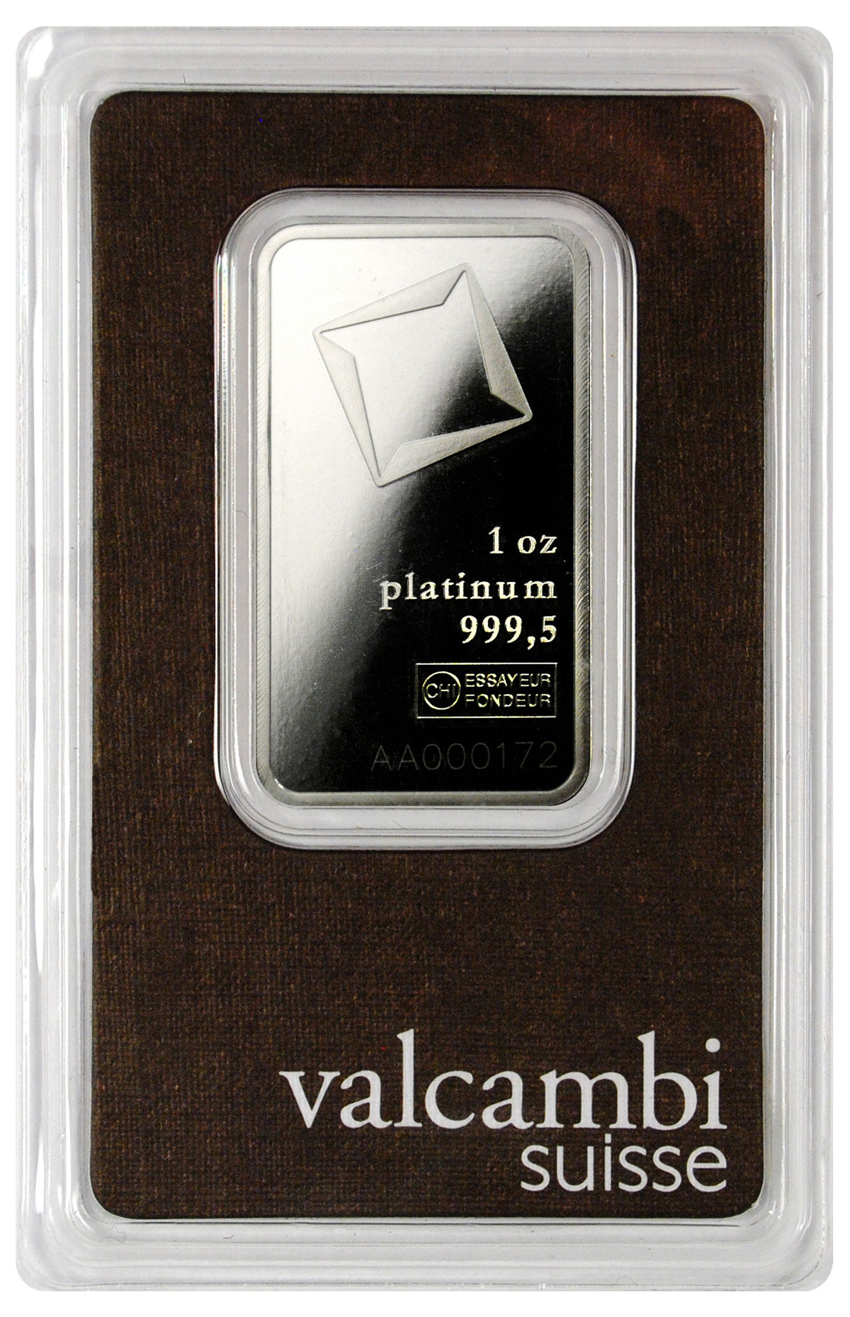 Platinum Bullion Bar