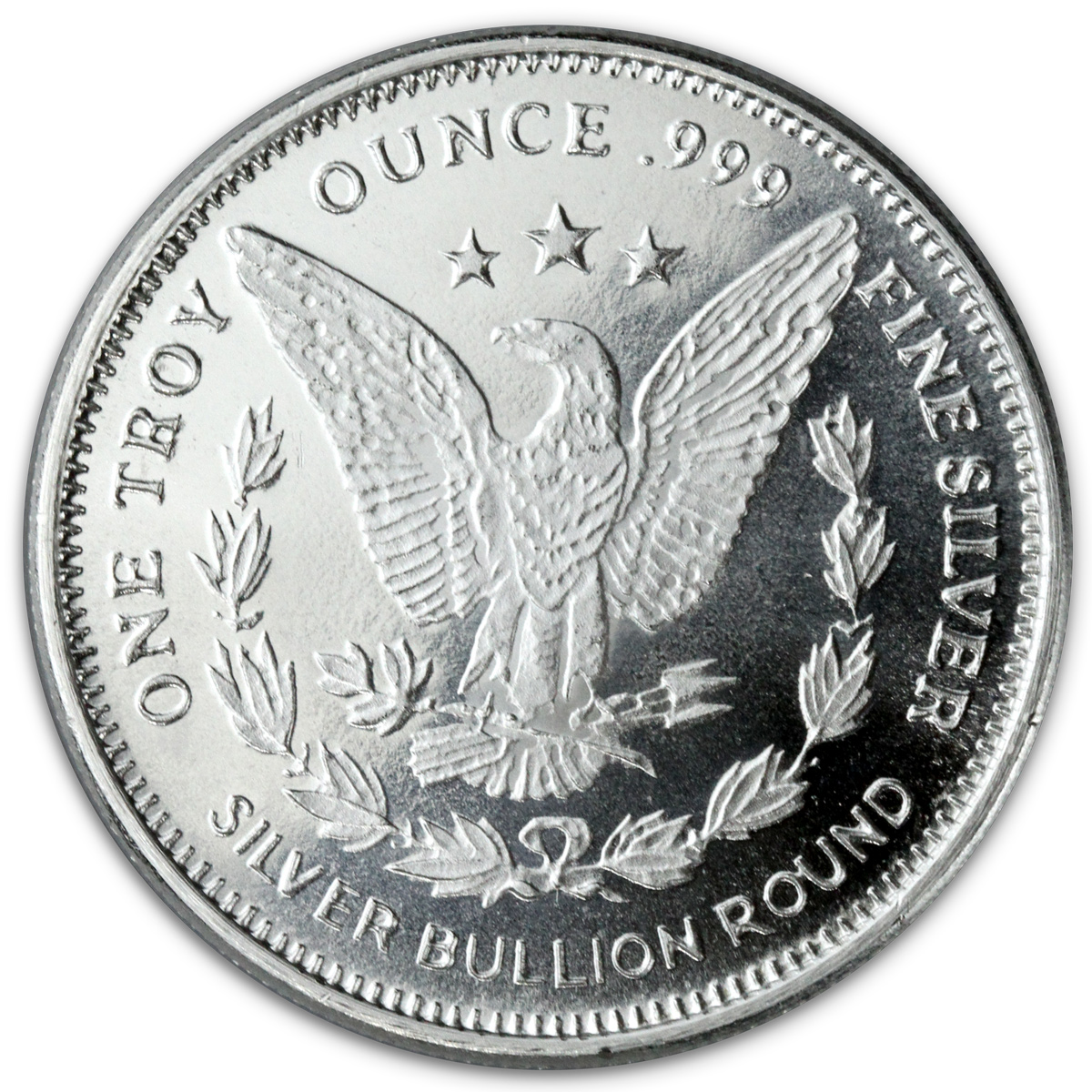 Morgan Round Highland Mint