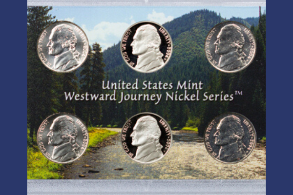 Westward Nickel Set